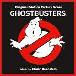 SOS FANTOMES (GHOSTBUSTERS) EDITION 2019 - ELMER BERNSTEIN (CD)