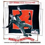 LA MORT AUX TROUSSES (NORTH BY NORTHWEST) MUSIQUE DE FILM - BERNARD HERRMANN (CD)
