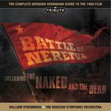 LA BATAILLE DE LA NERETVA / LES NUS ET LES MORTS - BERNARD HERRMANN (CD)