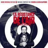 LA RESISTANCE DE L'AIR (MUSIQUE) - EVGUENI & SACHA GALPERINE (CD)