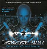 LE COBAYE 2 (LAWNMOWER MAN 2) MUSIQUE DE FILM - ROBERT FOLK (CD)