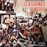 LA BATAILLE DE NAPLES (MUSIQUE DE FILM) - CARLO RUSTICHELLI (CD)