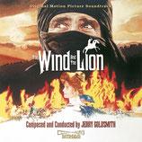 LE LION ET LE VENT (THE WIND AND THE LION) MUSIQUE - JERRY GOLDSMITH (2 CD)