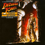 INDIANA JONES ET LE TEMPLE MAUDIT (MUSIQUE) - JOHN WILLIAMS (CD)