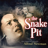 LA FOSSE AUX SERPENTS (THE SNAKE PIT) MUSIQUE - ALFRED NEWMAN (CD)