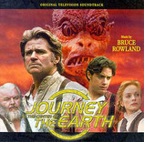 VOYAGE AU CENTRE DE LA TERRE (JOURNEY TO THE CENTER OF THE EARTH) MUSIQUE - BRUCE ROWLAND (CD)