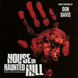 LA MAISON DE L'HORREUR (HOUSE ON HAUNTED HILL) MUSIQUE - DON DAVIS (CD)