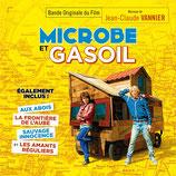 MICROBE ET GASOIL (MUSIQUE DE FILM) - JEAN-CLAUDE VANNIER (CD)