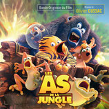 LES AS DE LA JUNGLE (MUSIQUE DE FILM) - OLIVIER CUSSAC (CD)