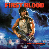 RAMBO (FIRST BLOOD) MUSIQUE DE FILM - JERRY GOLDSMITH (2 CD)