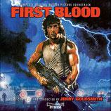 RAMBO (FIRST BLOOD) MUSIQUE DE FILM - JERRY GOLDSMITH (2 CD)