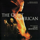 UN AMERICAIN BIEN TRANQUILLE (THE QUIET AMERICAN) MUSIQUE - CRAIG ARMSTRONG (CD)