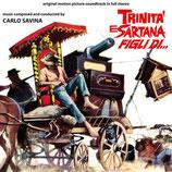 DEPECHE TOI SARTANA, JE M'APPELLE TRINITA (MUSIQUE FILM) - CARLO SAVINA (CD)
