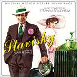 STAVISKY (MUSIQUE DE FILM) - STEPHEN SONDHEIM (CD)