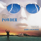 POWDER (MUSIQUE DE FILM) - JERRY GOLDSMITH (CD)