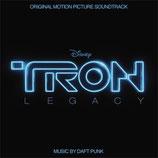 TRON L'HERITAGE (TRON LEGACY) - MUSIQUE DE FILM - DAFT PUNK (CD)