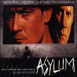 ASYLUM (MUSIQUE DE FILM) - ALAN WILLIAMS (CDR)