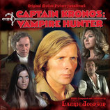 CAPITAINE KRONOS : TUEUR DE VAMPIRES (MUSIQUE) - LAURIE JOHNSON (CD)