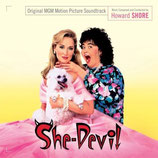 SHE-DEVIL LA DIABLE (MUSIQUE DE FILM) - HOWARD SHORE (CD)