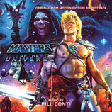 LES MAITRES DE L'UNIVERS (MUSIQUE DE FILM) - BILL CONTI (2 CD)