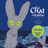LE CHAT DU RABBIN (MUSIQUE DE FILM) - OLIVIER DAVIAUD (CD)