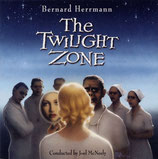 LA QUATRIEME DIMENSION (THE TWILIGHT ZONE) MUSIQUE DE SERIE TV - BERNARD HERRMANN (2 CD)
