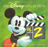 THE DISNEY COLLECTION VOL 2 (MUSIQUE DE FILM) ALADDIN - HERCULE - BOSSU (CD)