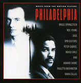 PHILADELPHIA (MUSIQUE DE FILM) - HOWARD SHORE - BRUCE SPRINGSTEEN - SADE (CD)