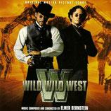 WILD WILD WEST (MUSIQUE DE FILM) - ELMER BERNSTEIN (CD)