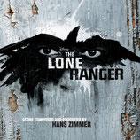 LONE RANGER NAISSANCE D'UN HEROS (MUSIQUE) - HANS ZIMMER (CD)