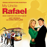MY UNCLE RAFAEL (MUSIQUE DE FILM) - JOEY NEWMAN (CD + AUTOGRAPHE)