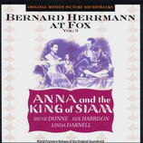 ANNA ET LE ROI DE SIAM (ANNA AND THE KING OF SIAM) - BERNARD HERRMANN (CD)
