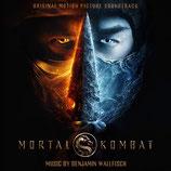 MORTAL KOMBAT (MUSIQUE DE FILM) - BENJAMIN WALLFISCH (CDR)