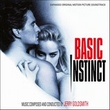 BASIC INSTINCT (MUSIQUE DE FILM) - JERRY GOLDSMITH (2 CD)