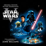 STAR WARS 5, L'EMPIRE CONTRE-ATTAQUE (MUSIQUE) - JOHN WILLIAMS (2 CD)