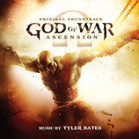 GOD OF WAR ASCENSION (MUSIQUE DE JEU VIDEO) - TYLER BATES (CD)