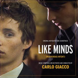 LIKE MINDS (MURDEROUS INTENT) MUSIQUE DE FILM - CARLO GIACCO (CD)