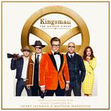 KINGSMAN : LE CERCLE D'OR (MUSIQUE) - MATTHEW MARGESON (CD)