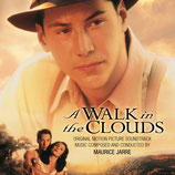 LES VENDANGES DE FEU (A WALK IN THE CLOUDS) - MAURICE JARRE (CD)