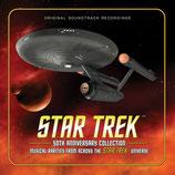 STAR TREK CINQUANTIEME ANNIVERSAIRE - DENNIS McCARTHY (4 CD)