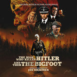 THE MAN WHO KILLED HITLER AND THEN THE BIGFOOT - JOE KRAEMER (CD + AUTOGRAPHE)