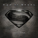 MAN OF STEEL (MUSIQUE DE FILM) - HANS ZIMMER (2 CD)