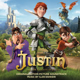 JUSTIN AND THE KNIGHTS OF VALOUR (MUSIQUE) - ILAN ESHKERI (CD)