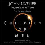 LES FILS DE L'HOMME (CHILDREN OF MEN) MUSIQUE - JOHN TAVENER (CD)