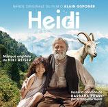 HEIDI (MUSIQUE DE FILM) - NIKI REISER (CD)