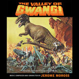 LA VALLEE DE GWANGI (MUSIQUE DE FILM) - JEROME MOROSS (CD)