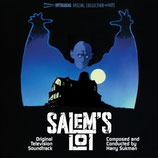 LES VAMPIRES DE SALEM (SALEM'S LOT) MUSIQUE - HARRY SUKMAN (2 CD)