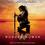 WONDER WOMAN (MUSIQUE DE FILM) - RUPERT GREGSON-WILLIAMS (CD)
