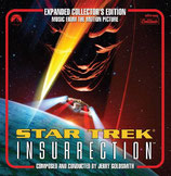 STAR TREK : INSURRECTION (MUSIQUE DE FILM) - JERRY GOLDSMITH (CD)