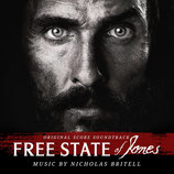 FREE STATE OF JONES (MUSIQUE DE FILM) - NICHOLAS BRITELL (CD)